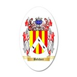 Belchier 35x21 Oval Wall Decal