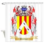 Belchier Shower Curtain