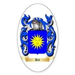 Bel Sticker (Oval)