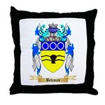 Bekman Throw Pillow