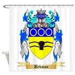 Bekman Shower Curtain