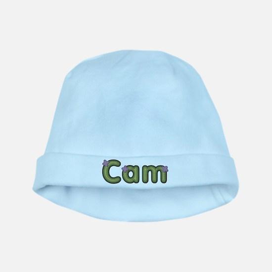 Cam Spring Green baby hat