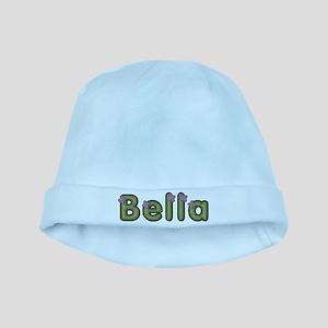 Bella Spring Green baby hat