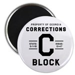 C BLOCK Magnet
