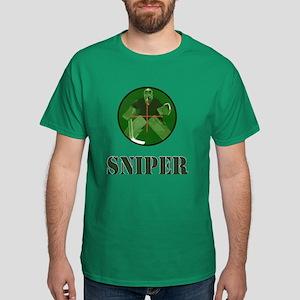 Night Vision Ice Hockey Sniper T-Shirt