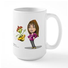 Ana Luisa Cid Large Mug