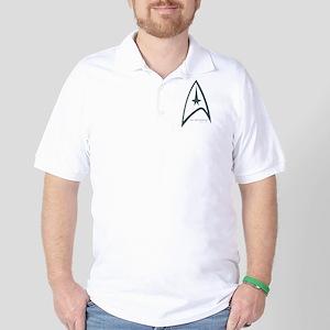 USS Enterprise Golf Shirt