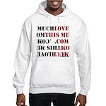 Much Love Hoodie