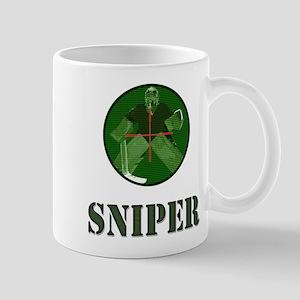 Night Vision Ice Hockey Sniper Mug