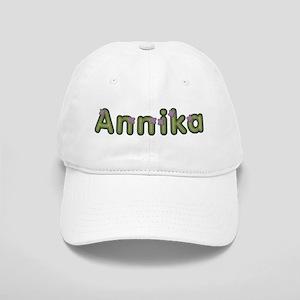 Annika Spring Green Baseball Cap
