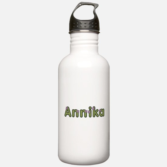 Annika Spring Green Water Bottle