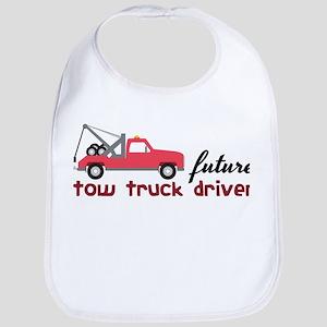 Future Tow Truck Driver Bib