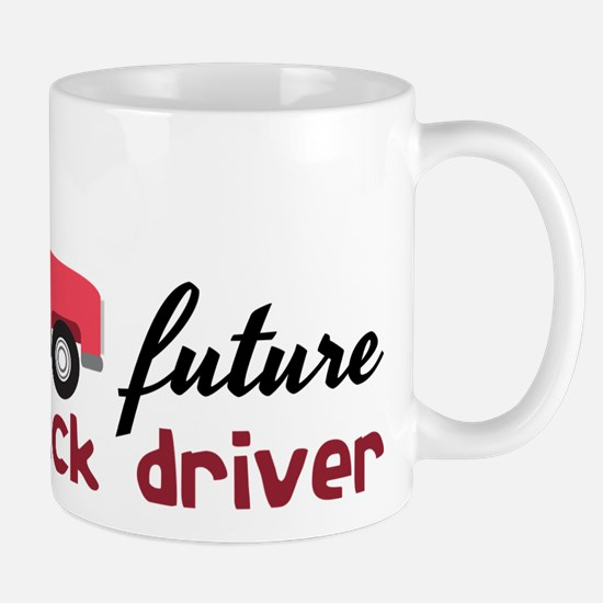 Future Tow Truck Driver Mug