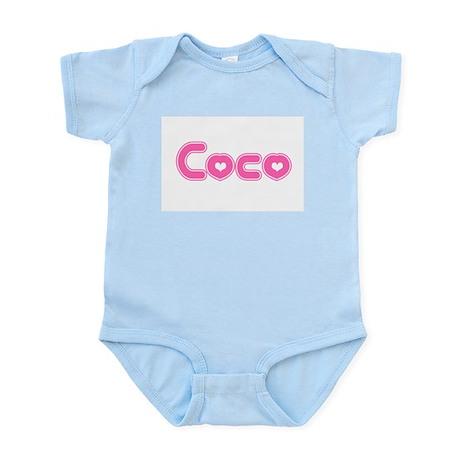 """""""Coco"""" Infant Bodysuit"""