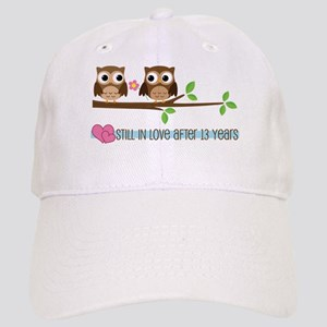 Owl 13th Anniversary Cap