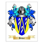 Beker Small Poster