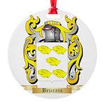 Bejarano Round Ornament