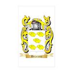 Bejarano Sticker (Rectangle 50 pk)