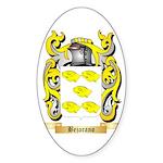 Bejarano Sticker (Oval)