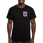 Bejar Men's Fitted T-Shirt (dark)