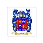 Bejar Square Sticker 3
