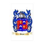 Bejar Sticker (Rectangle 50 pk)