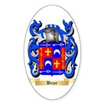 Bejar Sticker (Oval)