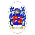 Bejar Sticker (Oval 10 pk)