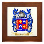 Bejar Framed Tile