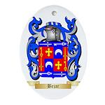 Bejar Ornament (Oval)