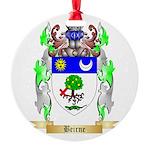 Beirne Round Ornament