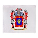 Beinosovitch Throw Blanket