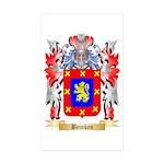 Beinken Sticker (Rectangle 50 pk)