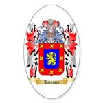 Beinisch Sticker (Oval 50 pk)