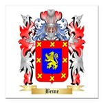 Beine Square Car Magnet 3