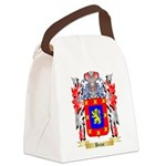 Beine Canvas Lunch Bag