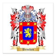 Beincken Square Car Magnet 3