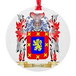 Beincke Round Ornament