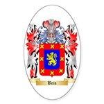 Bein Sticker (Oval 50 pk)