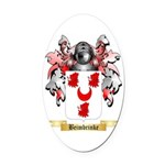 Beimbrinke Oval Car Magnet