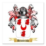Beimbrinke Square Car Magnet 3