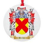 Beilby Round Ornament