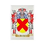 Beilby Rectangle Magnet (100 pack)