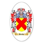 Beilby Sticker (Oval 50 pk)