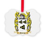 Behring Picture Ornament