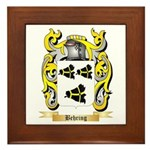 Behring Framed Tile
