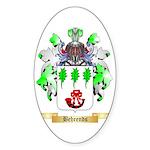 Behrends Sticker (Oval)