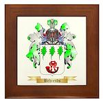 Behrends Framed Tile