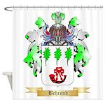 Behrend Shower Curtain