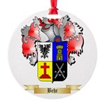 Behr Round Ornament